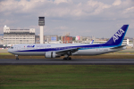 yabyanさんが、伊丹空港で撮影した全日空 767-381の航空フォト(飛行機 写真・画像)