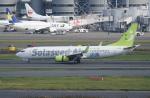 pringlesさんが、羽田空港で撮影したソラシド エア 737-86Nの航空フォト(写真)