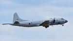 パンダさんが、下総航空基地で撮影した海上自衛隊 P-3Cの航空フォト(写真)