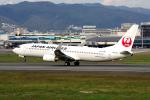 yabyanさんが、伊丹空港で撮影した日本航空 737-846の航空フォト(写真)