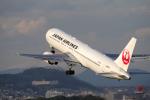 yabyanさんが、伊丹空港で撮影した日本航空 767-346/ERの航空フォト(写真)