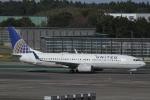 とらとらさんが、成田国際空港で撮影したユナイテッド航空 737-824の航空フォト(写真)