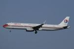 とらとらさんが、成田国際空港で撮影した中国東方航空 A321-231の航空フォト(写真)