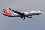 ★azusa★さんが、シンガポール・チャンギ国際空港で撮影したモーリシャス航空 A330-202の航空フォト(写真)