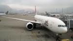 westtowerさんが、香港国際空港で撮影した日本航空 777-246/ERの航空フォト(写真)
