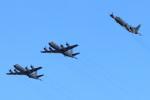 szkkjさんが、下総航空基地で撮影した海上自衛隊 P-3Cの航空フォト(写真)