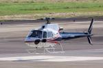 yabyanさんが、名古屋飛行場で撮影したノエビア AS350B3 Ecureuilの航空フォト(飛行機 写真・画像)