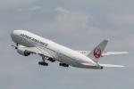 RUNWAY23.TADAさんが、羽田空港で撮影した日本航空 777-246の航空フォト(写真)