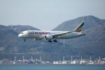 garrettさんが、香港国際空港で撮影したエチオピア航空 787-8 Dreamlinerの航空フォト(写真)