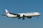 RUNWAY23.TADAさんが、成田国際空港で撮影した日本航空 777-346/ERの航空フォト(写真)
