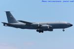 いおりさんが、岩国空港で撮影したアメリカ空軍 KC-135R Stratotanker (717-148)の航空フォト(写真)