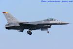 いおりさんが、岩国空港で撮影したアメリカ空軍 F-16CM-50-CF Fighting Falconの航空フォト(写真)