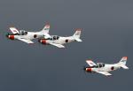 チャーリーマイクさんが、下総航空基地で撮影した海上自衛隊 T-5の航空フォト(写真)