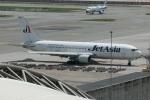 たみぃさんが、スワンナプーム国際空港で撮影したジェット・アジア・エアウェイズ 767-2J6/ERの航空フォト(写真)