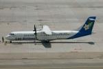たみぃさんが、スワンナプーム国際空港で撮影したラオス国営航空 ATR-72-500 (ATR-72-212A)の航空フォト(写真)