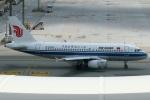 たみぃさんが、スワンナプーム国際空港で撮影した中国国際航空 A319-132の航空フォト(写真)