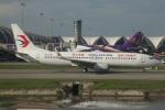 たみぃさんが、スワンナプーム国際空港で撮影した中国東方航空 737-89Pの航空フォト(写真)
