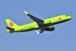 Orange linerさんが、成田国際空港で撮影したS7航空 A320-214の航空フォト(写真)