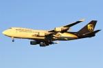 masa707さんが、ポートランド国際空港で撮影したUPS航空 747-4R7F/SCDの航空フォト(写真)