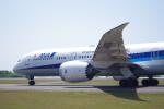 憂鬱さんが、広島空港で撮影した全日空 787-9の航空フォト(飛行機 写真・画像)