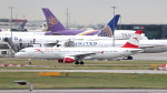 誘喜さんが、ロンドン・ヒースロー空港で撮影したオーストリア航空 A321-111の航空フォト(写真)
