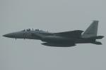 セブンさんが、千歳基地で撮影した航空自衛隊 F-15DJ Eagleの航空フォト(飛行機 写真・画像)