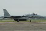 セブンさんが、千歳基地で撮影した航空自衛隊 F-15DJ Eagleの航空フォト(写真)