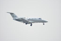 Kilo Indiaさんが、チャトラパティー・シヴァージー国際空港で撮影したInternational Air Charter Operations 525A Citation CJ2+の航空フォト(飛行機 写真・画像)