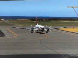 エルさんが、新潟空港で撮影した東亜国内航空 YS-11A-500の航空フォト(写真)