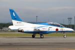 セブンさんが、千歳基地で撮影した航空自衛隊 T-4の航空フォト(飛行機 写真・画像)