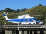 ランチパッドさんが、静岡ヘリポートで撮影したファーストエアートランスポート S-76Cの航空フォト(写真)