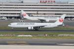 クルーズさんが、羽田空港で撮影した日本航空 767-346/ERの航空フォト(写真)