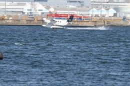 HIGHBALLさんが、みなとみらいヘリポートで撮影したせとうちSEAPLANES Kodiak 100の航空フォト(飛行機 写真・画像)