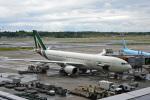 鈴鹿@風さんが、成田国際空港で撮影したアリタリア航空 A330-202の航空フォト(写真)