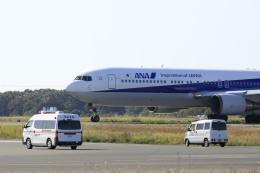ピーチさんが、岡山空港で撮影した全日空 767-381の航空フォト(写真)