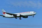 南国の防人さんが、成田国際空港で撮影したエア・カナダ 767-375/ERの航空フォト(写真)