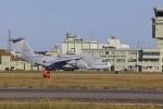 ハルモンさんが、茨城空港で撮影した航空自衛隊 C-2の航空フォト(写真)