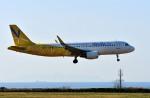 Dojalanaさんが、函館空港で撮影したバニラエア A320-214の航空フォト(飛行機 写真・画像)