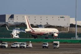 スポット110さんが、羽田空港で撮影したユカピア 757-2J4の航空フォト(写真)