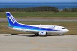 airportfireengineさんが、新潟空港で撮影したANAウイングス 737-5L9の航空フォト(写真)