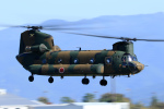 Nao0407さんが、松本空港で撮影した陸上自衛隊 CH-47Jの航空フォト(写真)