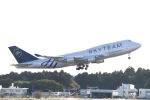 mitsuru1さんが、成田国際空港で撮影したチャイナエアライン 747-409の航空フォト(写真)