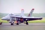 はれ747さんが、千歳基地で撮影したアメリカ海兵隊の航空フォト(写真)