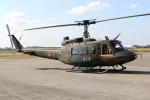 utarou on NRTさんが、下総航空基地で撮影した陸上自衛隊 UH-1Jの航空フォト(写真)