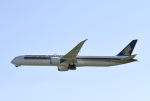 kix-boobyさんが、関西国際空港で撮影したシンガポール航空 787-10の航空フォト(写真)