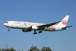 徳兵衛さんが、伊丹空港で撮影した日本航空 767-346/ERの航空フォト(写真)