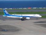 鷹71さんが、羽田空港で撮影した全日空 A321-211の航空フォト(写真)
