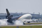 BENKIMAN-ENLさんが、成田国際空港で撮影したUPS航空 MD-11Fの航空フォト(写真)