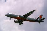 delawakaさんが、シンガポール・チャンギ国際空港で撮影したジェットスター・アジア A320-232の航空フォト(写真)