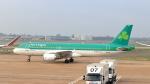 誘喜さんが、ロンドン・ヒースロー空港で撮影したエア・リンガス A320-214の航空フォト(写真)